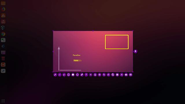Ubuntu da düzenleyerek ekran görüntüsü alma